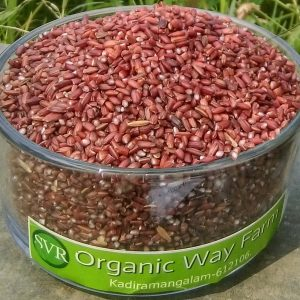 Hand Pounded (Brown) - Red Rice