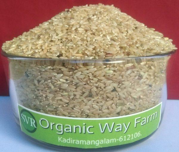 Seeraka Samba - Hand pound Rice